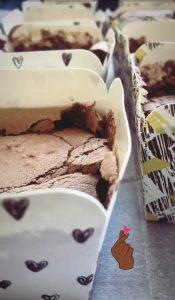סופלה שוקולד ללא קמח (מתאים לפסח)